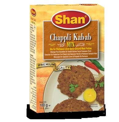 Chappli-Kabab