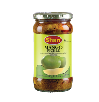 Shan Mango Pickle